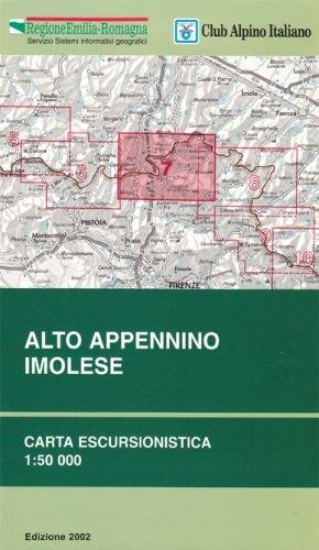 Alto Appenino Imolese 1:50.000