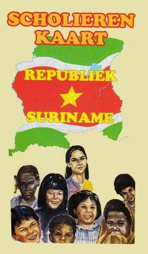 Suriname Scholierenkaart