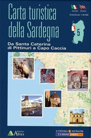 Sardegna 5 S.caterina A Capo Caccia 1:60