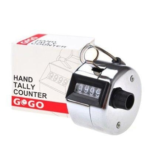 Hand Tally Counter (rondenteller)