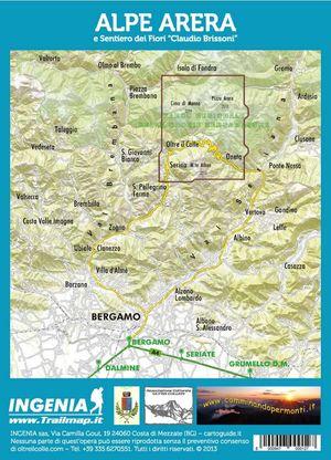 Alpe Arera 1:15.000