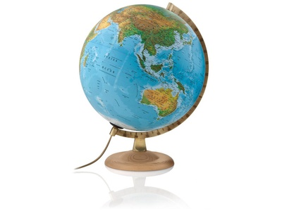 Globe Classic Nederlandstalige wereldbol Atmosphere  model B4