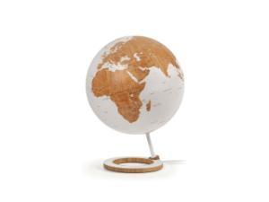 Bamboo globe 25cm milieuvriendelijke globe van bamboe