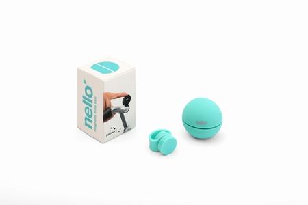 Nello magnetic bike bell Celestino (Turquoise)