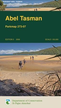 Abel Tasman Np 1:50.000 Doc Parkmap