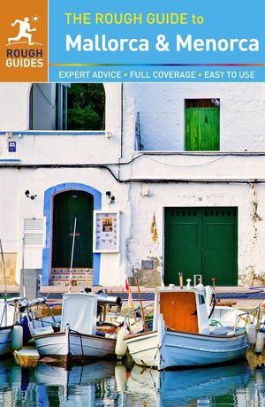 Rough Guide To Mallorca & Menorca