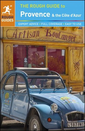 Rough Guide To Provence & Cote D'azur