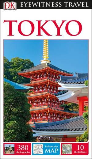 DK Eyewitness Travel Guide Tokyo