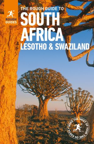 Rough Guide To South Africa, Lesotho And Swaziland