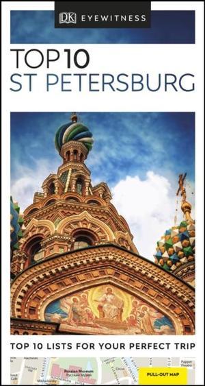 St-Petersburg Top10 reisgids