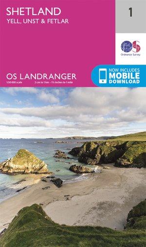 Shetland - Yell, Unst And Fetlar