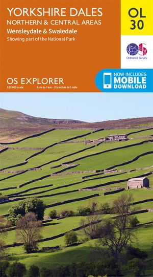 Yorkshire Dales Northern & Central