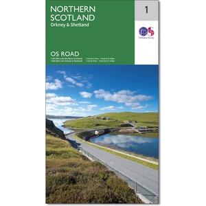 North Scotland. Orkney & Shetland