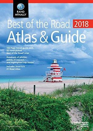 Best Of The Road Atlas & Guide 2018