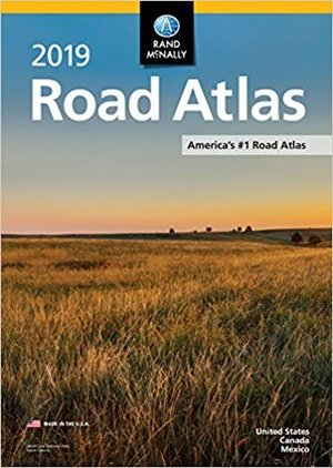Rand Mcnally 2019 Road Atlas Basic