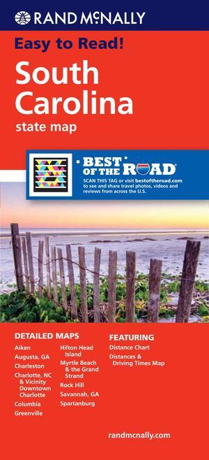 South Carolina Easy To Read