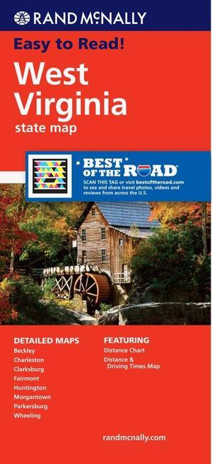 West Virginia Easy To Read