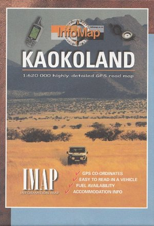 Kaokoland N.damaraland 1/620 Infomap