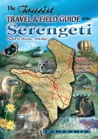 Tourist Travel & Field Guide Of The Serengeti