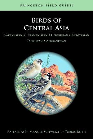 Birds Of Central Asia Princeton