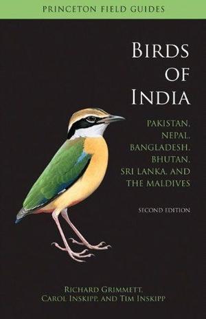 Birds Of India Princeton
