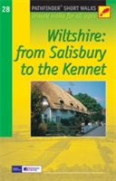 Short Walks Wiltshire: From Salisbury To The Kennett