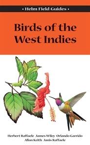 Birds Of West Indies Helm Field Guide