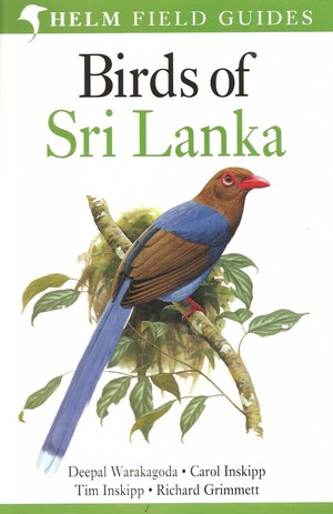 Birds Sri Lanka Helm Guide