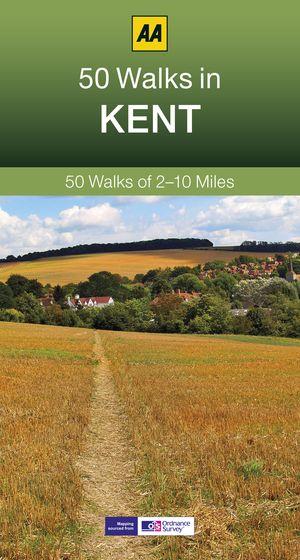 50 Walks In Kent