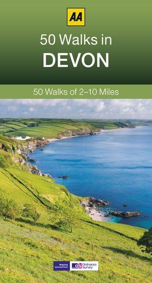 50 Walks In Devon