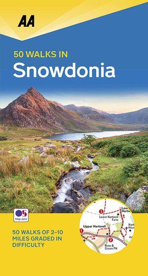 Snowdonia & North Wales 50 walks guide