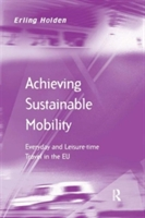 Achieving Sustainable Mobility