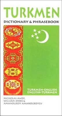 Turkmen-english Dictionary & Phrasebook