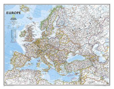 Europe Classic, Laminated