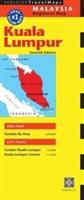 Kuala Lumpur Travel Map, 7th Edition