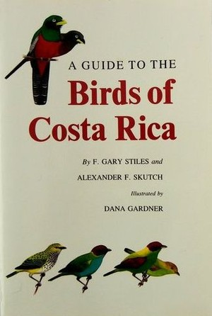 Birds Of Costa Rica Field Guide