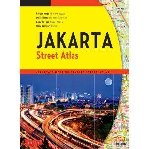 Jakarta Street Atlas Ing