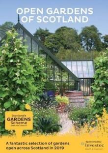 Scotland's Gardens Scheme 2019 Guidebook