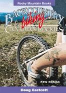 Backcountry Biking Canadian Rockies