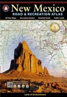 Benchmark New Mexico Road & Recreation Atlas, 7th Edition