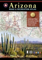 Benchmark Arizona Road & Recreation Atlas, 8th Edition