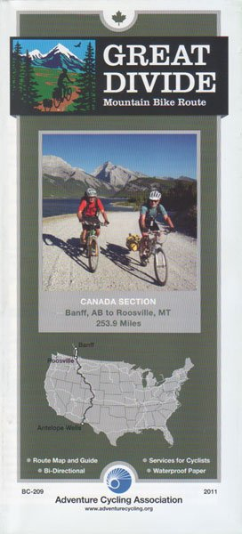 Canada Great Divide Bc-209