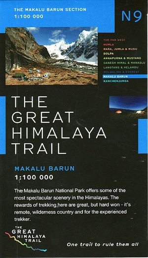 N7 The Great Himalaya Trail 1:100d