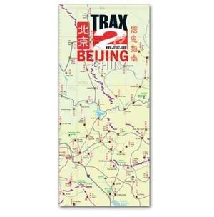 Beijing China Stadsplattegrond