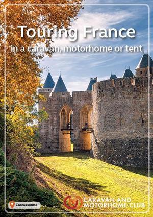 France touring in a caravan motorhome or tent
