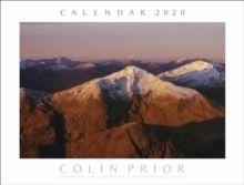 Scotland Panoramic Wall Calendar 2020