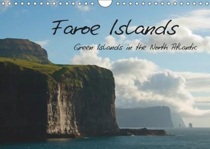 Faroe Islands / UK-version - Faeröer Kalender 2019