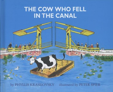 Cow Who Fell In The Canal Large