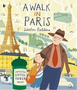 A Walking In Paris English