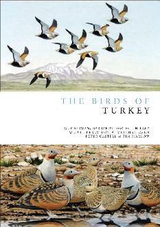 Birds Of Turkey Helm Field Guide
